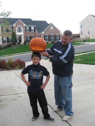Halloween in VA