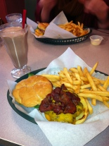 Missoula's best shake and burger!