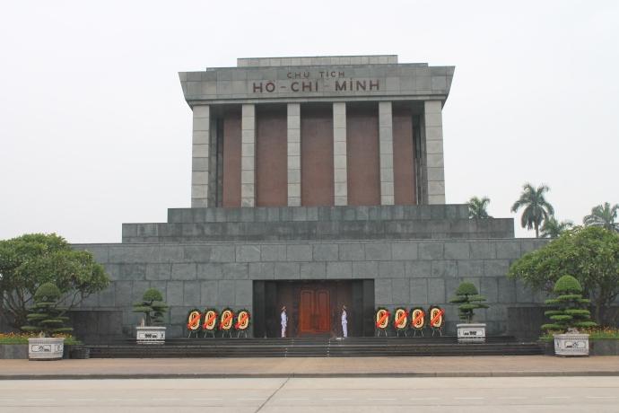 Tomb of Ho Chi Minh, Hanoi 2012