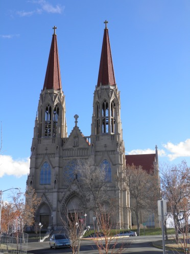 Church in Helena, MT