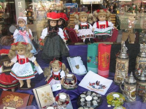 Shopfront in Heidleberg