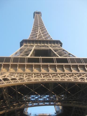 La Tour Eiffel!