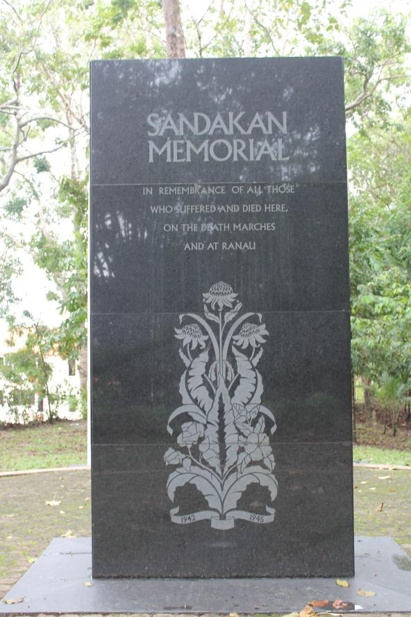 Sandakan Memorial, Borneo