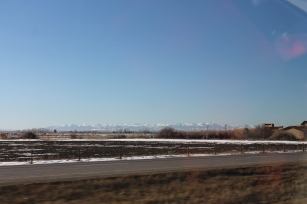 Driving to Missoula, MT