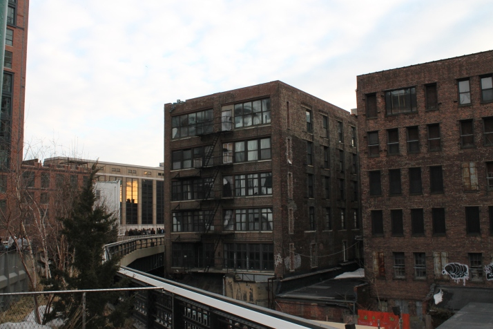 NYC Highline '14