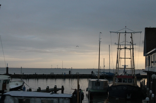 Bay at Volendam
