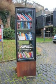 Public book swap