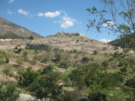 Mycenae 2009