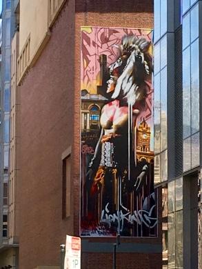 So much cool street art!